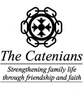 Catenian chainwheel logo